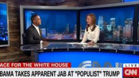 Mo'Kelly on CNN re: Trump, Obama and Terrorism (VIDEO)