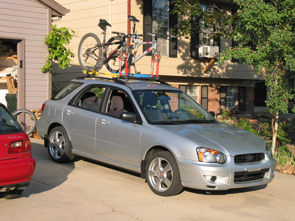Subaru Impreza Bicycle Roof Rack Bicycle Models