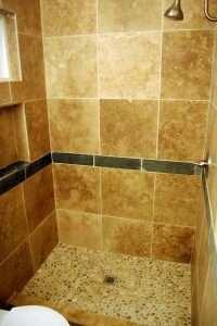 Build A Walk In Shower