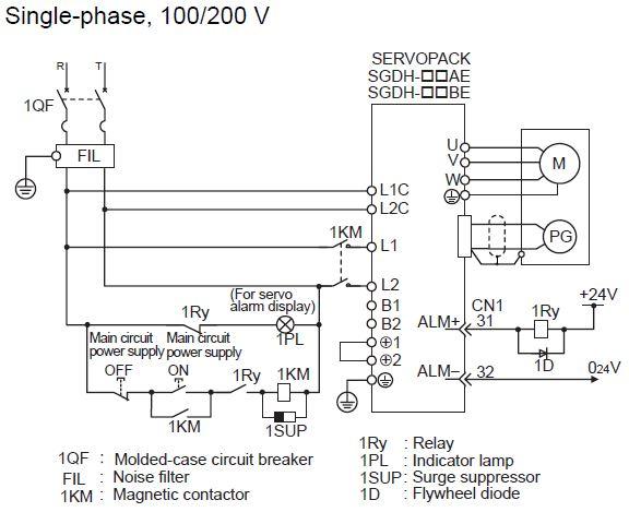 Yaskawa A1000 Wiring Diagram Wiring Diagram