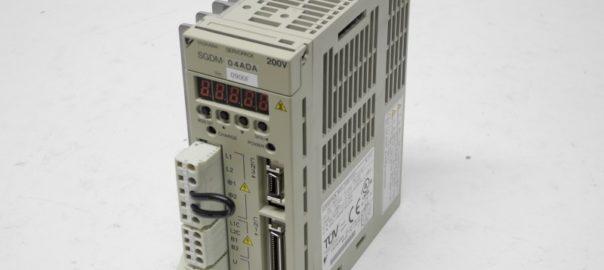 Yaskawa SGDM-04ADA Sigma II Servopack Beyond the User Manual