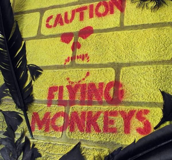 3d Brick Wallpaper Uk Wizard Of Oz Mixed Media Art For Sale Mr Pilgrim