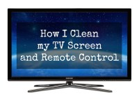 How To Clean Flat Screen Tv Screen. Screen Cleaner With ...
