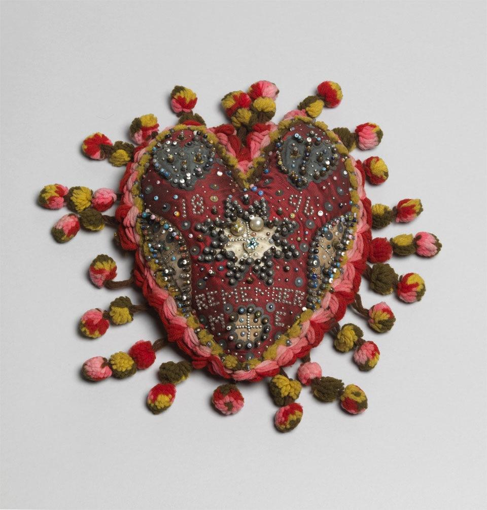 Pinning The Past – British Folk Art Textiles