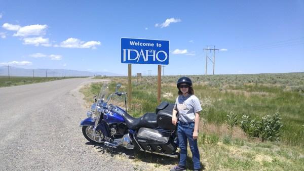 Idaho Border