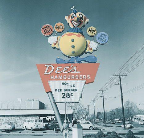 The Deeburger Clown, Orem Utah