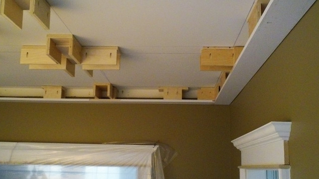 Coffered Ceiling West Milford NJ