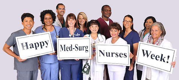 Medical-Surgical Nurses Week November 1-7 MSNCB
