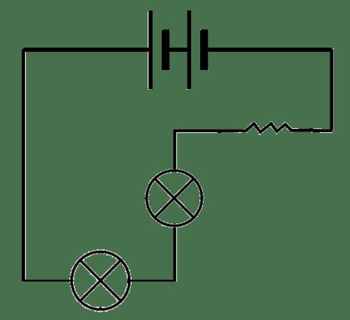 series circuit with 3 bulbs series circuits