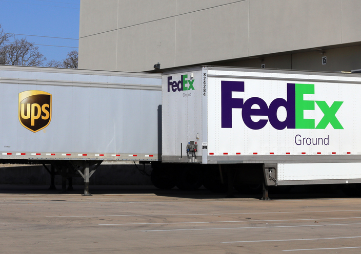 Mississippi UPS, FedEx Ground Delivery Truck Accident Claims Lawyer