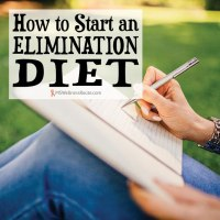 How to Start an Elimination Diet