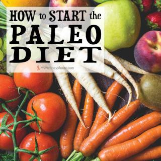 How to Start the Paleo Diet