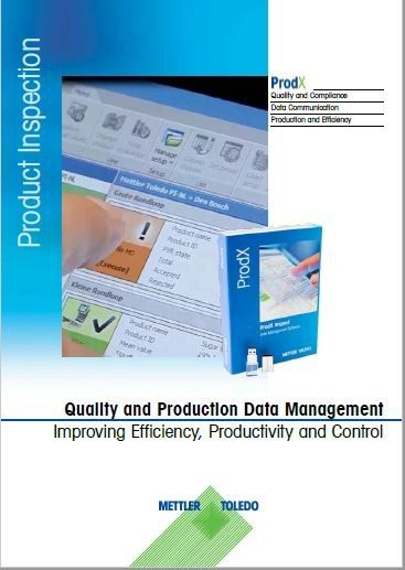 ProdX - Quality and Production Data Management