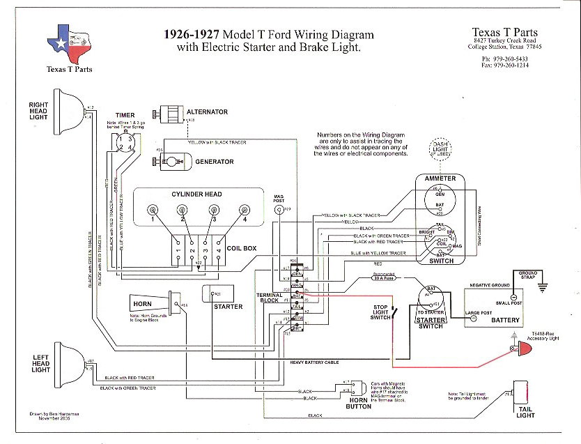 3 terminal ignition switch wiring diagram terminal ignition switch