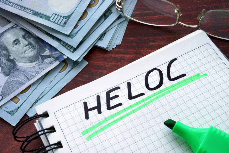 What Is a HELOC? - from The Mortgage Professor