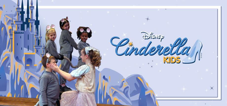 Disney\u0027s Cinderella KIDS Music Theatre International