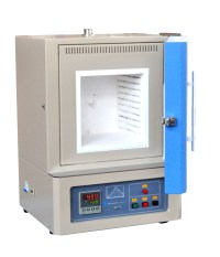 "1200C Muffle Furnace (12x12x12"", 27 L) with Programmable ..."