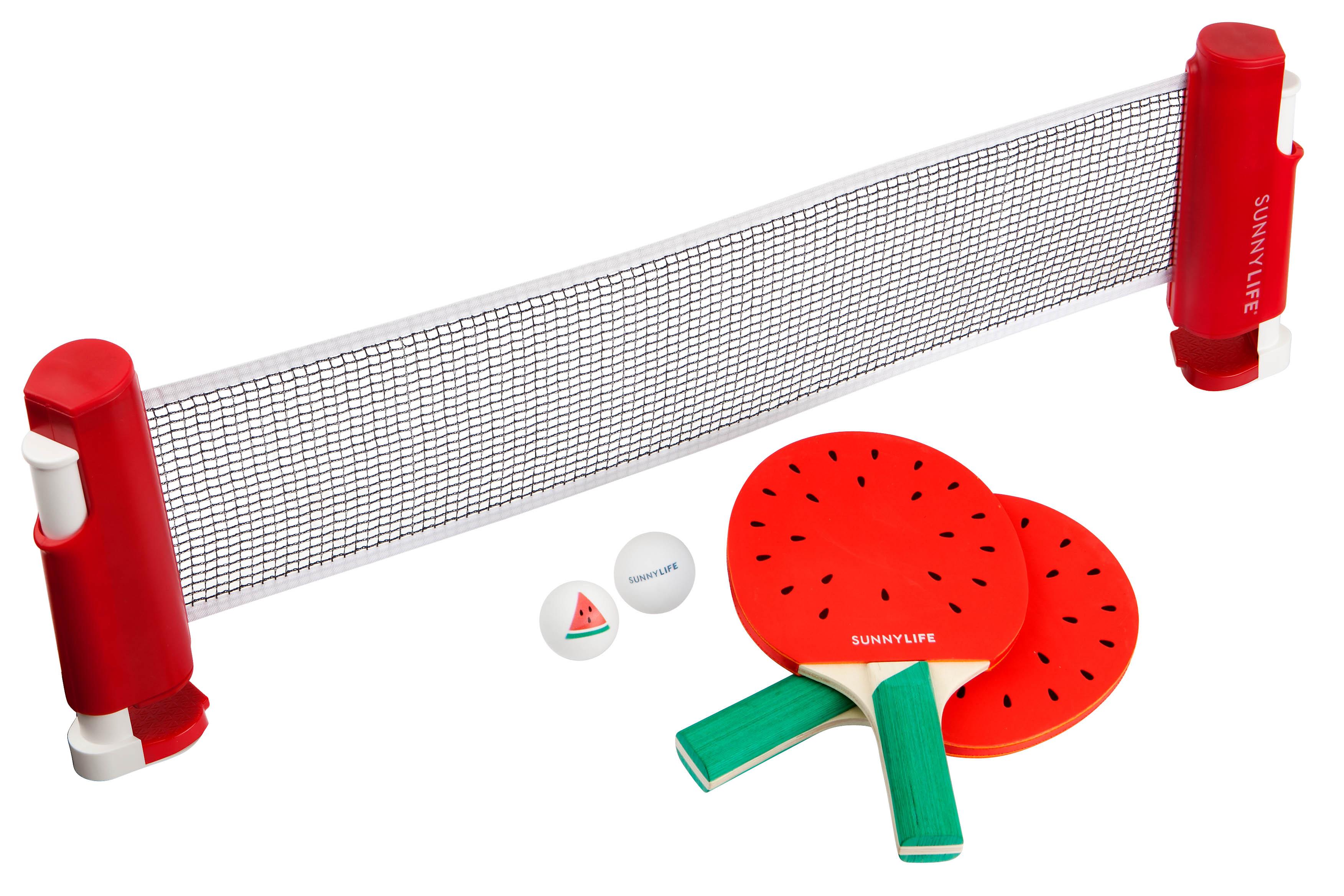 Ping Pong Watermelon Mtlake Pool And Patio
