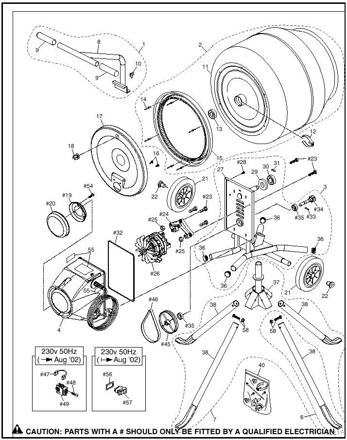 gas golf cart engines diagrams