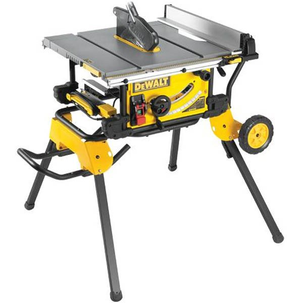 Dewalt Dwe7491 250mm Table Saw Dewalt Dwe74911 Rolling