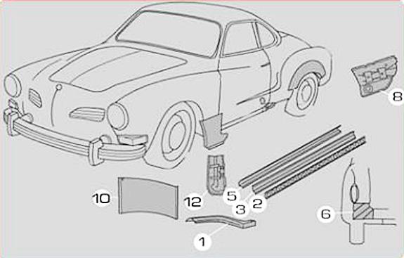 1973 vw thing wiring diagrams