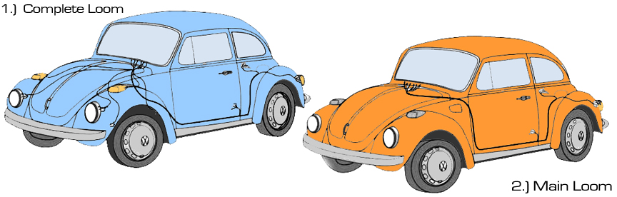 Old Vw Bug Wiring Harness Wiring Diagram
