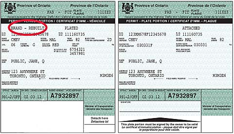 Alberta Bill Of Sale For Vehicle Megadox How Do You Carry Your Registrationinsurance Papers