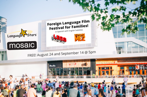 Free Family Movie at the Mosaic District Sunday Night!
