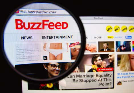 Advertising: From Billboards to Buzzfeed