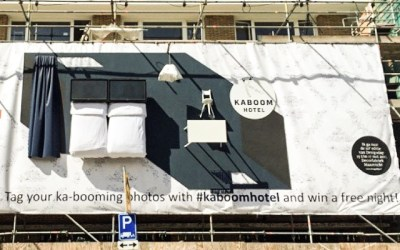 Kaboom – new hip hotel in Maastricht