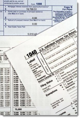 1098-T Tax Form Information - tax form