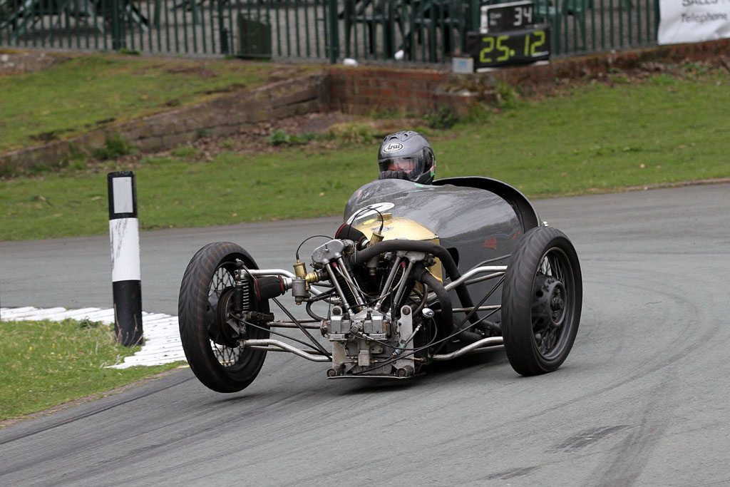 The ACE Cycle Car, a Morgan styled 3 wheeler powered by a Harley - bill of sale form
