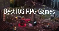 10 Best iOS RPG Games in 2016