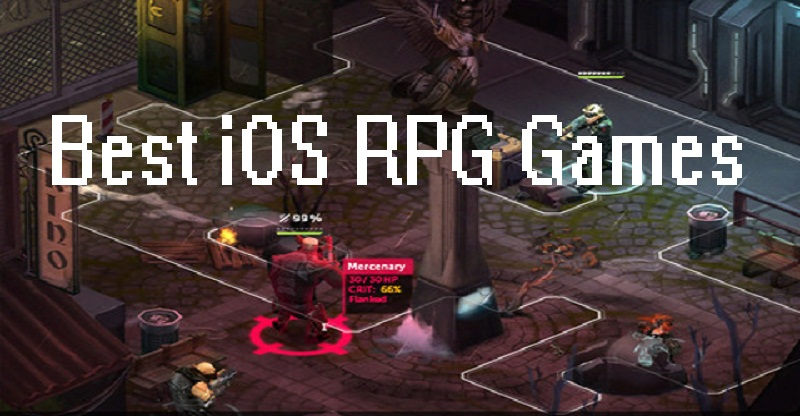 10 Best iOS RPG Games in 2016