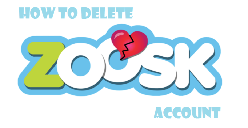 Zoosk dating delete