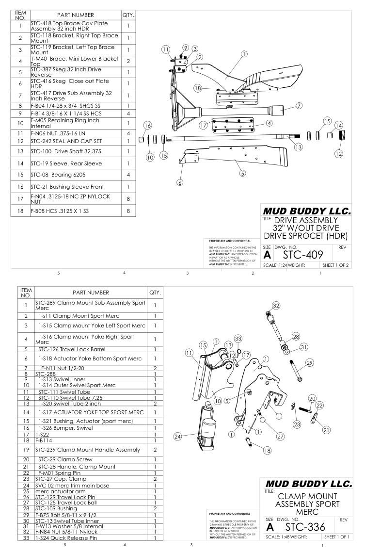 mud buddy wiring diagram