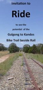 Gulgong to Kandos Ride