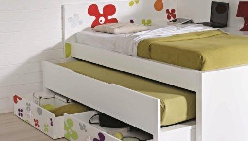 Práctico Dormitorio Juvenil