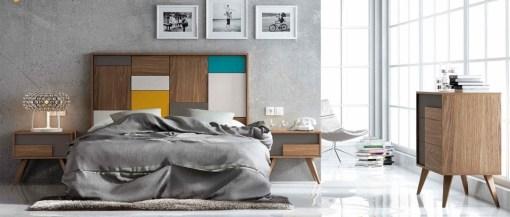Dormitorio gobelin sun