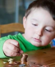 Feature Kind und Geld