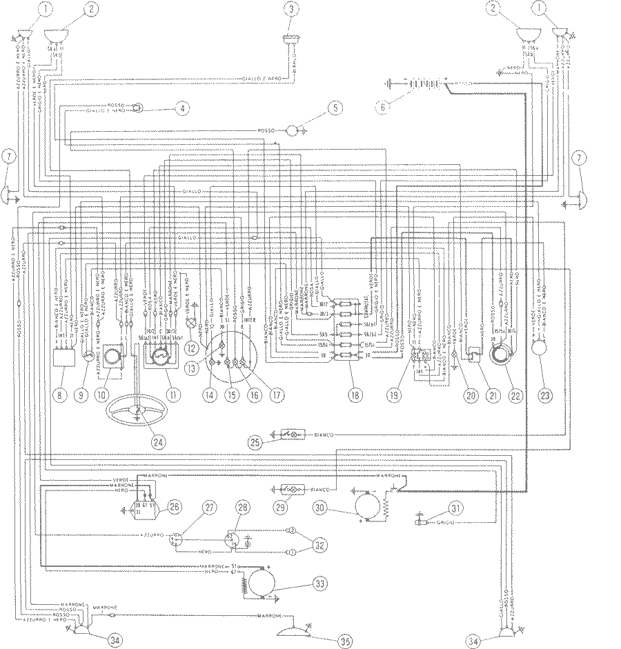 Stromlaufplan Jeep Grand Cherokee
