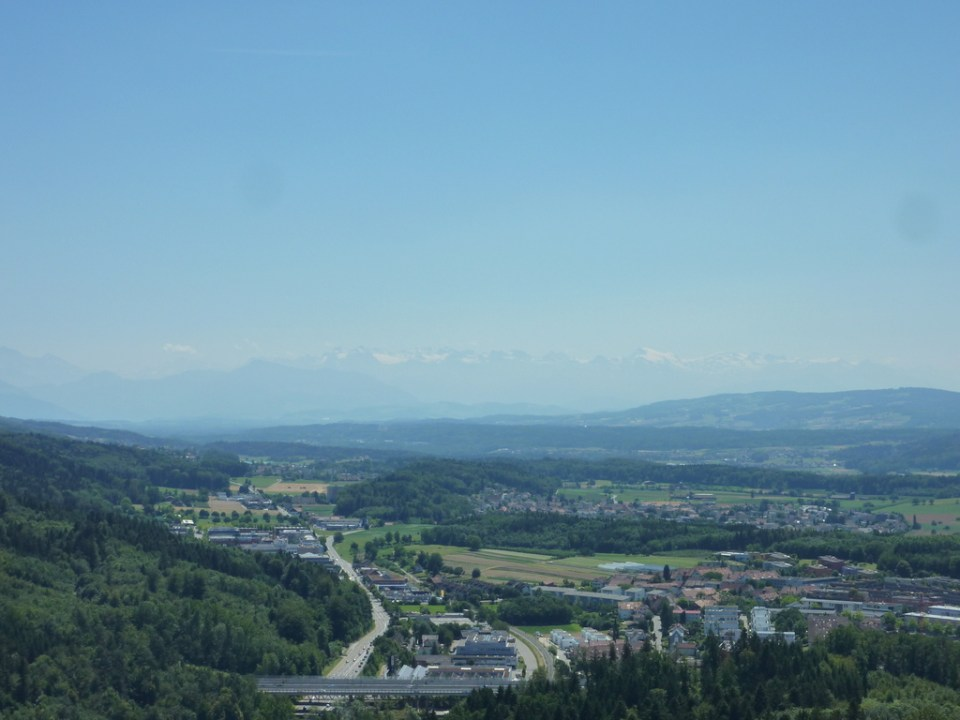 view from baldegger tower