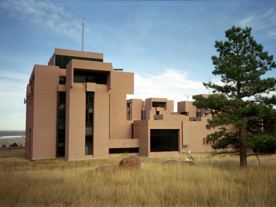 national center for atmospheric research near boulder