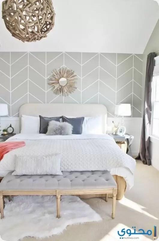 3d Wallpaper Decorating Ideas اشكال ورق حائط غرف النوم 2019 موقع محتوى