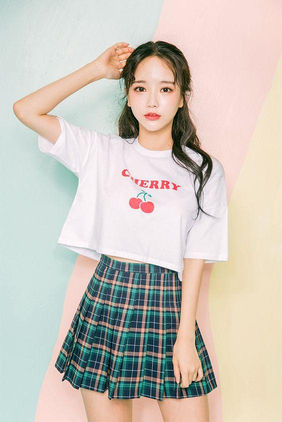 Cute Ulzzang Wallpaper Outfits Perfectos De La Moda Coreana Que Lleg 243 Para