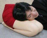 Lap Pillow - TV Tropes