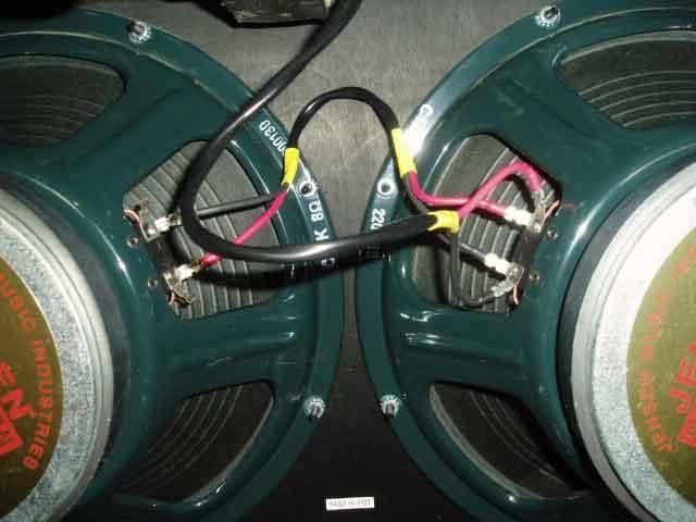 Fender Speaker Wiring - 139nuerasolar \u2022