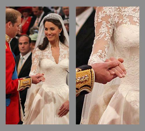 Esmalte Kate Middleton casamento