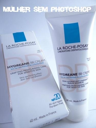 BB Cream Hydreane La Roche Posay - resenha
