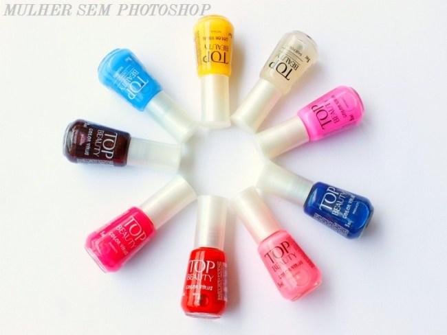 Coleção Color Vírus Top Beauty